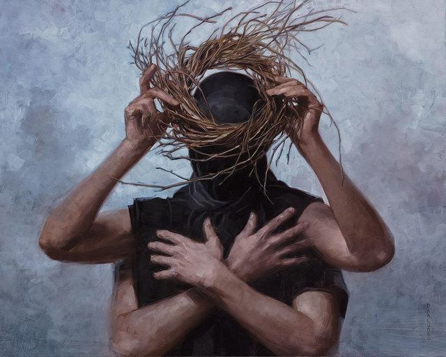 , 'Coronation,' 2017, IX Gallery
