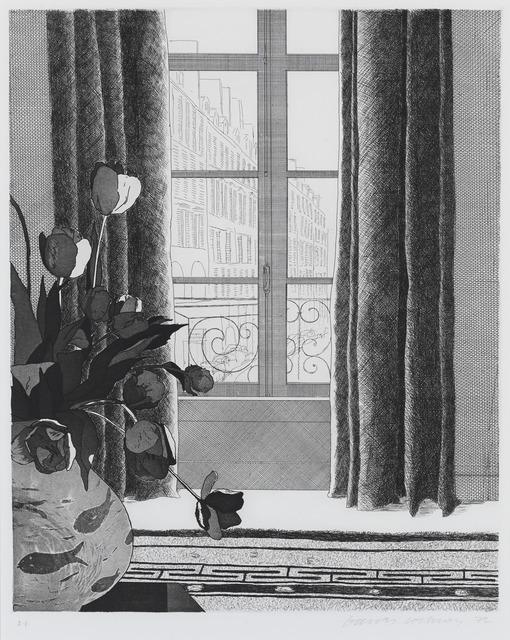 , 'Rue de Seine,' 1971, Sims Reed Gallery