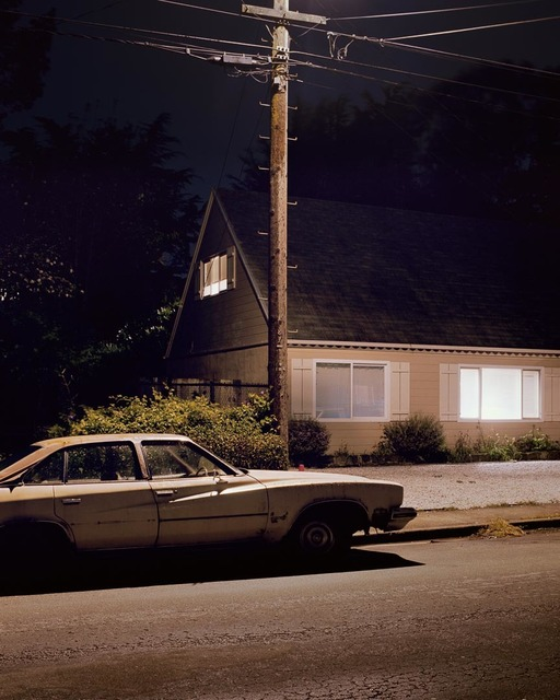 Todd Hido, '#2027-a', 1997, Galerie Les filles du calvaire