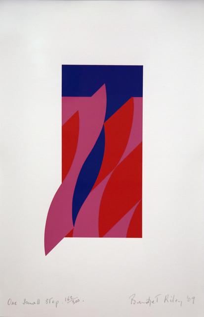 Bridget Riley, 'One Small Step', 2009, Gillian Jason Gallery