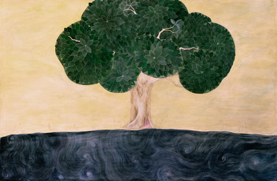 Primordial Tree from Desire for the Intimate Deity