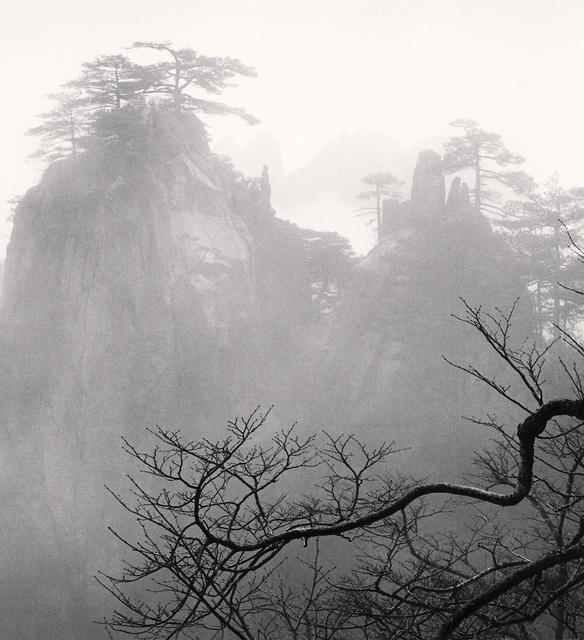 Michael Kenna, 'Huangshan Mountains, Study 52, Anhui', 2017, Ira Stehmann Fine Art Photography