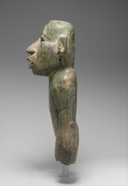 Unknown Teotihuacán, 'Standing Figure', 3rd–7th century, The Metropolitan Museum of Art