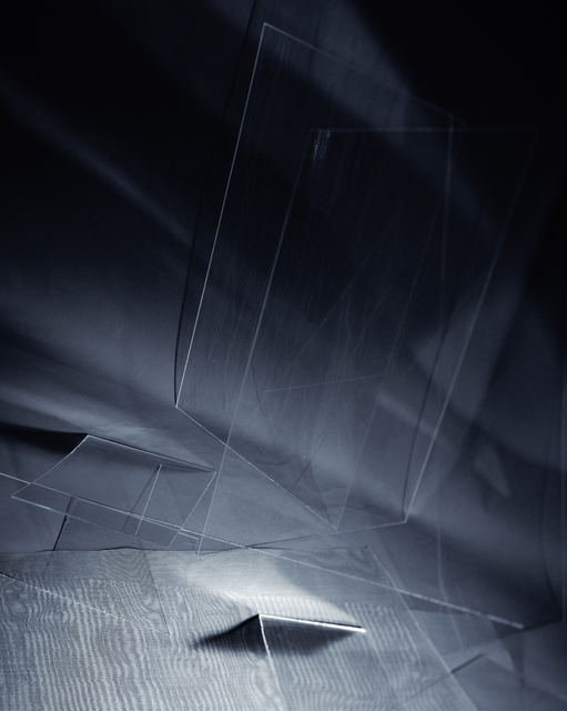 Barbara Kasten, 'Studio Construction 127', 2011, Brand New Gallery