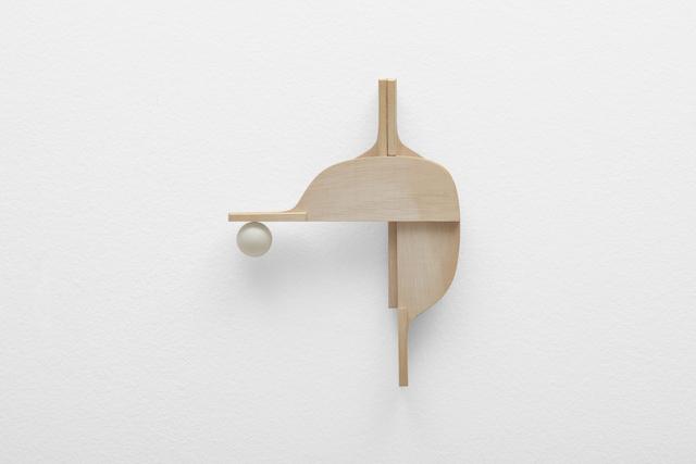 , 'Ping-Poem No 1, from series regarding forms,' 2014, Galeria Millan