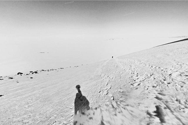 , 'GSV (Antarctica #4),' 2016, SCAG
