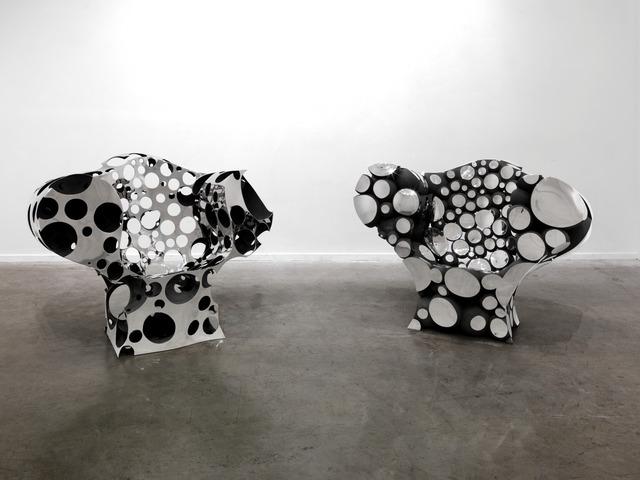 , 'Even the Oddballs,' 2008, Ben Brown Fine Arts