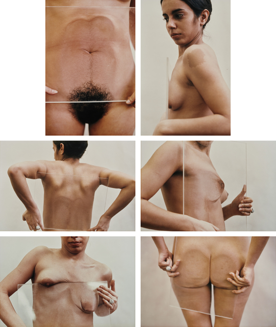 Ana Mendieta, 'Untitled (Glass on Body Imprints)', Photographed in 1972 and printed in 1997, Phillips
