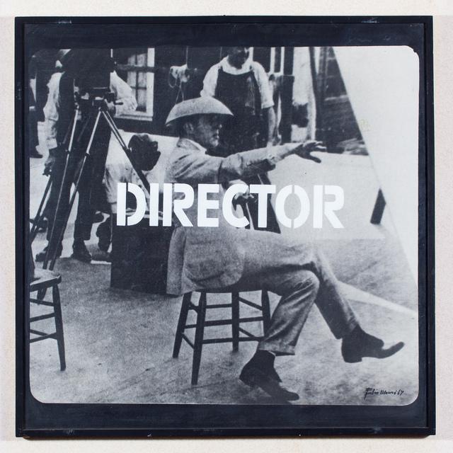 , 'Director,' 1967, Erica Ravenna Fiorentini Arte Contemporanea