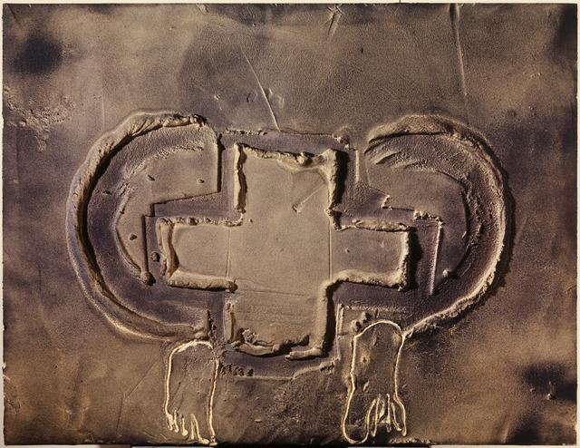 , 'Creu i dos peus,' 2007, Axel Vervoordt Gallery