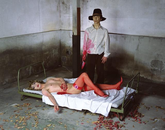 Yasumasa Morimura, 'An Inner Dialogue with Frida Kahlo (Dialogue with Myself 2)', 2001, Alex Daniels - Reflex Amsterdam
