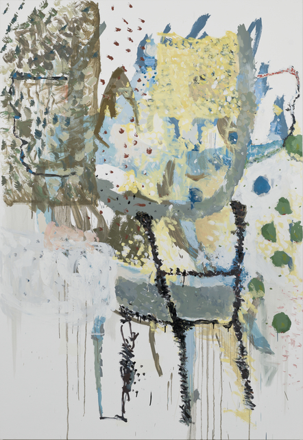 , 'Untitled,' 2014-2015, Museum Dhondt-Dhaenens
