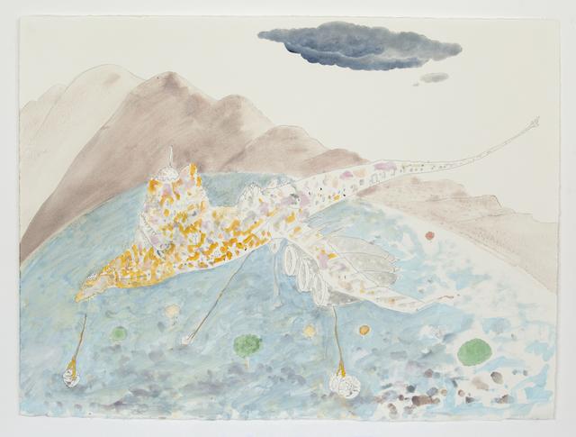 , 'Cabaret Crusades III: The Secrets of Karbala - Drawings,' 2015, Sfeir-Semler