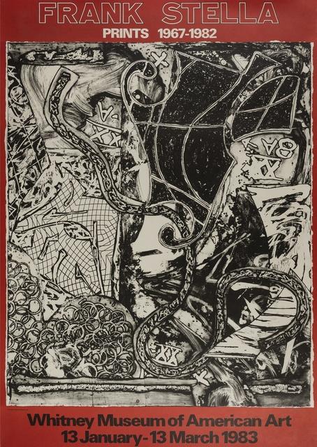 Frank Stella, 'Prints 1967-1982', 1983, Forum Auctions