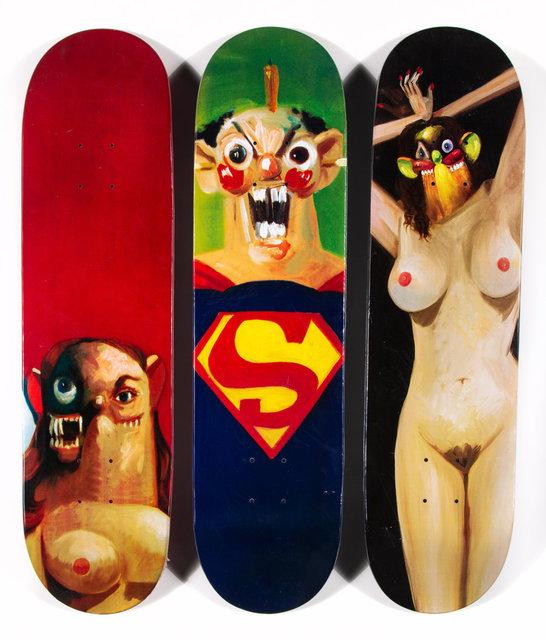 Supreme, 'Skate Decks, set of three', 2010, Heritage Auctions
