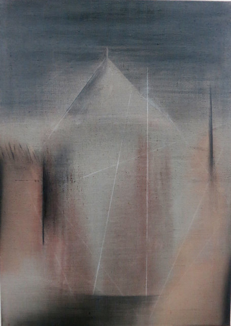 , 'Father falls ...,' 2018, Galerie Kleindienst
