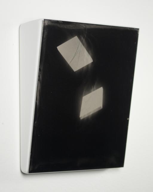 , '3D Square with Shadow 7,' 2016, Morgan Lehman Gallery