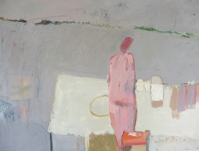 Caroline Yates, 'Setting Up ', 2019, Hicks Gallery
