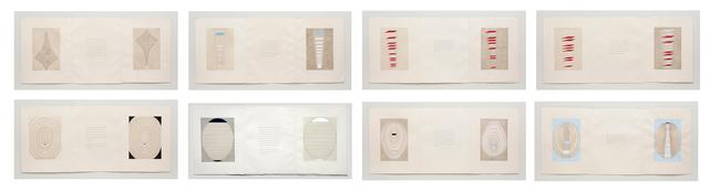 Louise Bourgeois, 'The Puritan Suite', 1997-2003, Carolina Nitsch Contemporary Art