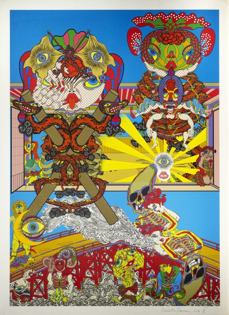 81ece3d9a0 https   www.artsy.net artwork kazunori-kura-skelette-der-stimmen-part ...