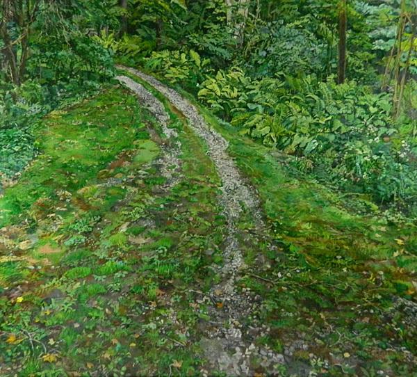 Ellen Altfest, 'Untitled', 2001, Painting, Oil on canvas, Elizabeth Clement Fine Art