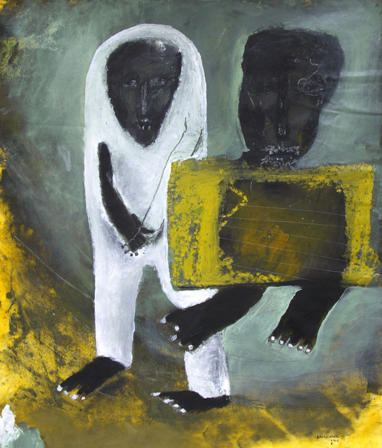 , 'Homo Sacer I,' 2017, Circle Art Agency