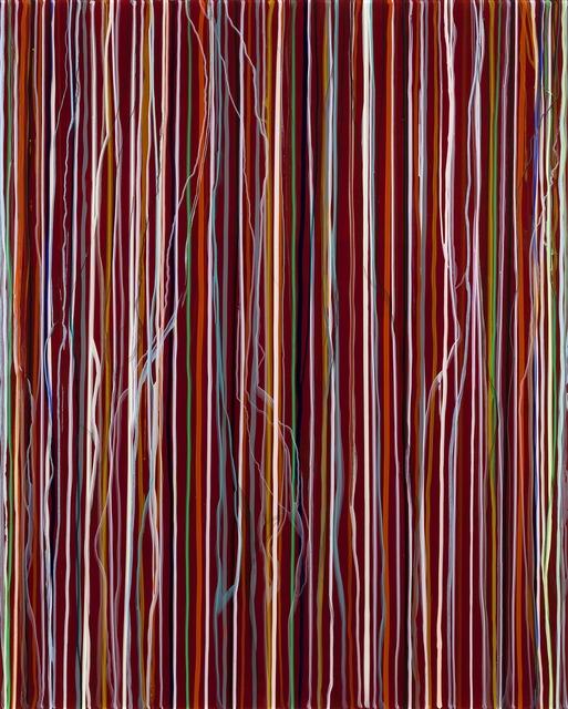 , 'Reverse Glass Painting No. 20,' 2016, JanKossen Contemporary