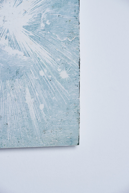 Filippo Sciascia, 'Lux Lumina', 2020, Painting, Gesso, oil on canvas, Yeo Workshop