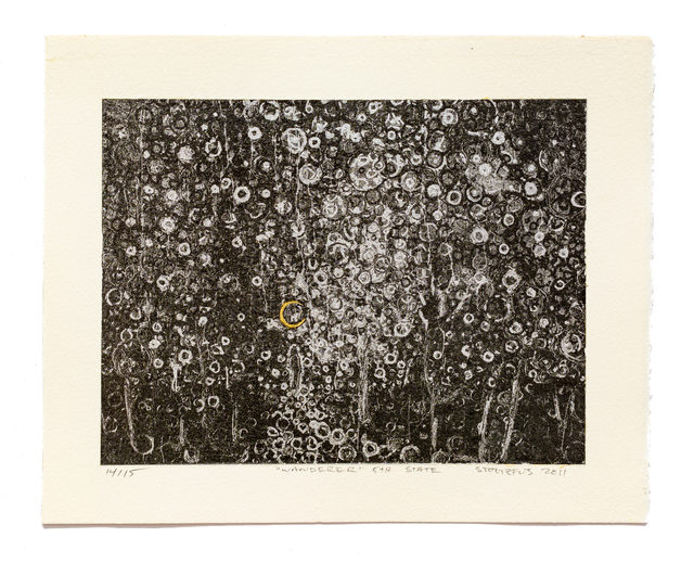 Randall Stoltzfus, 'The Wanderer: 5th State', 2012-2019, BLANK SPACE