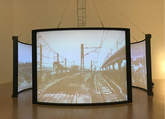 Chen Shaoxiong 陈劭雄, 'The Views', 2016, Video/Film/Animation, Four channels video installation, Tang Contemporary Art