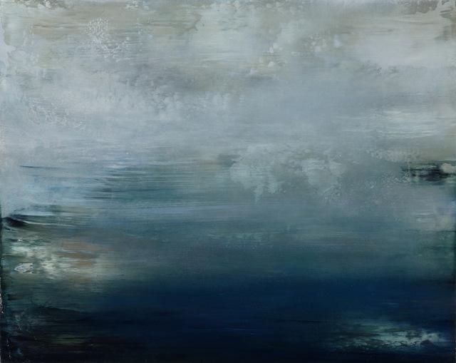 , 'Moon & Sea,' 2016, Seager Gray Gallery