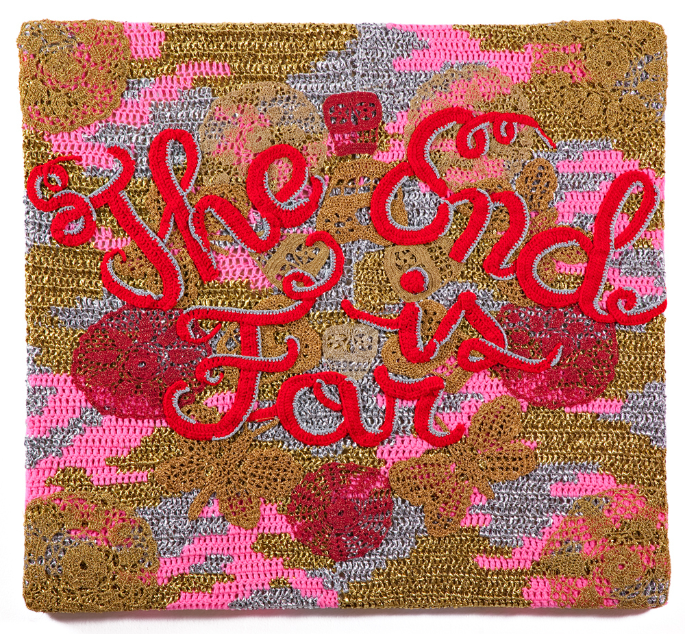 Olek, 'The End is Far,' 2013, Jonathan LeVine Projects