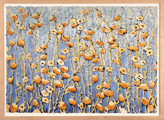 Helen K. Tindel, 'The Gentle Tangles of Life', 2019, Blue Rain Gallery
