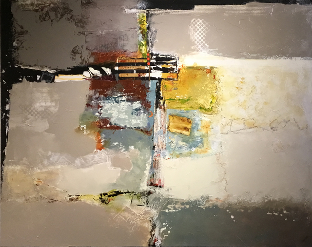, 'Fitting In,' , Beverly McNeil Gallery