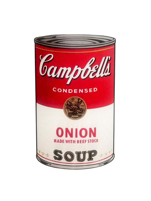 Andy Warhol, 'Onion Soup', 1970, NextStreet Gallery