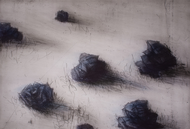 , 'Hortus Blues,' 2018, Galerie D'Este