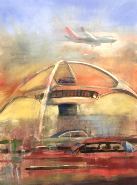 Gregg Chadwick, 'The Space Age (LAX)', 2019, Castelli Art Space