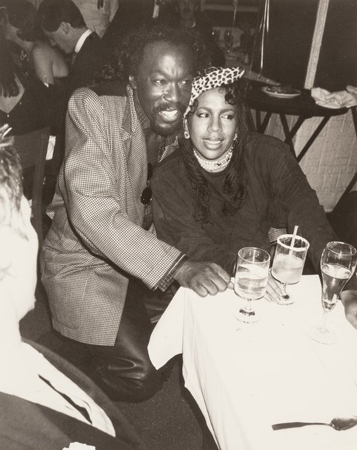 Andy Warhol, 'Nick Ashford and Valerie Simpson', 1986, Heritage Auctions