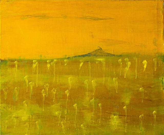 , 'Gelbe Landschaft (Yellow Landscape),' ca. 2011, Galerie Herold