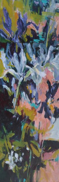 , 'Blue Magic Edge,' 2019, George Billis Gallery