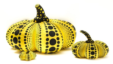Soft Pumpkins (Yellow and Black)