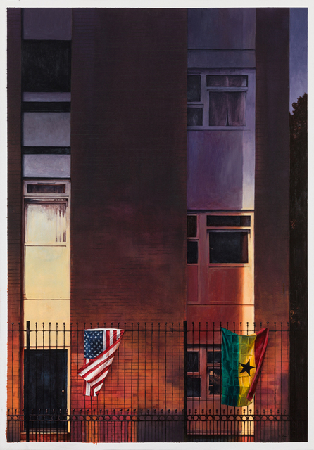 , 'Upper Clapton Road,' 2015, Lazinc