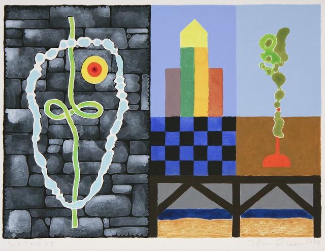 , 'Witness,' 1999, David Richard Gallery