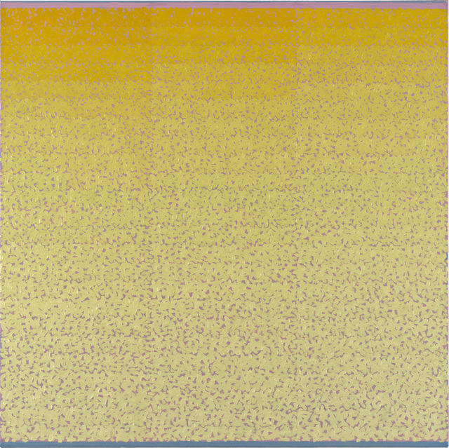 , 'Trisagion three times holy,' 2015, Charles Nodrum Gallery