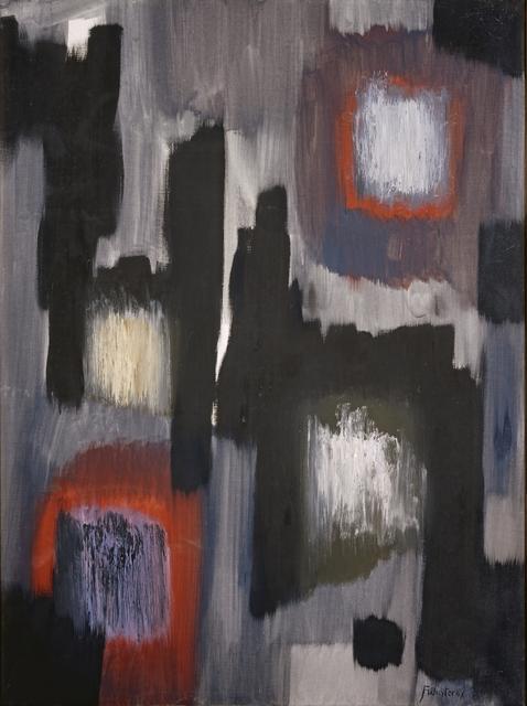 , 'Ruinenfenster,' 1961, Galerie Utermann