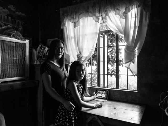 , 'Razel Ann and daughter,' , Hong Kong Arts Centre