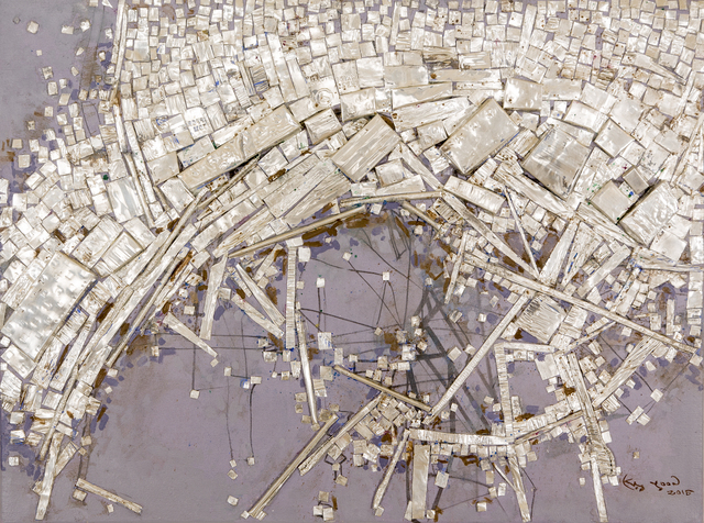 , 'Cubic Inception,' , Donghwa Ode Gallery
