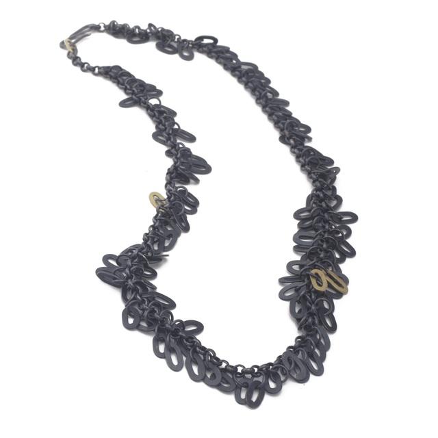, 'Oval Link Necklace,' , Facèré Jewelry Art Gallery
