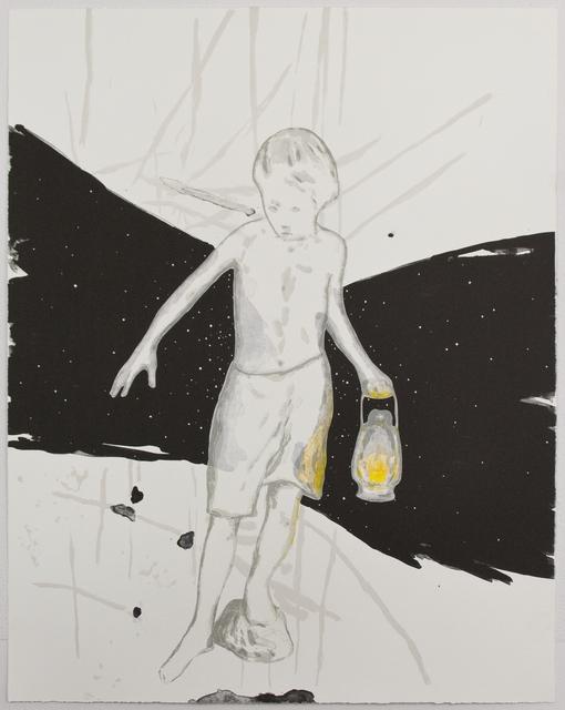 , 'The Welder,' 2014, Tamarind Institute