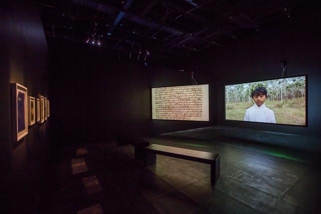 , 'Tropical Siesta,' 2015-2017, Singapore Art Museum (SAM)